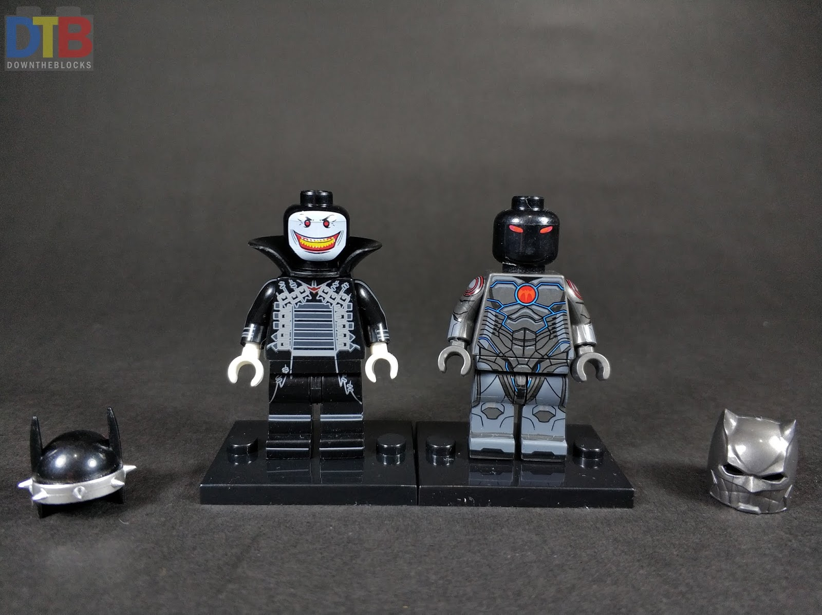 Metal The Merciless Mini figure Dark Knights The Dark Nights