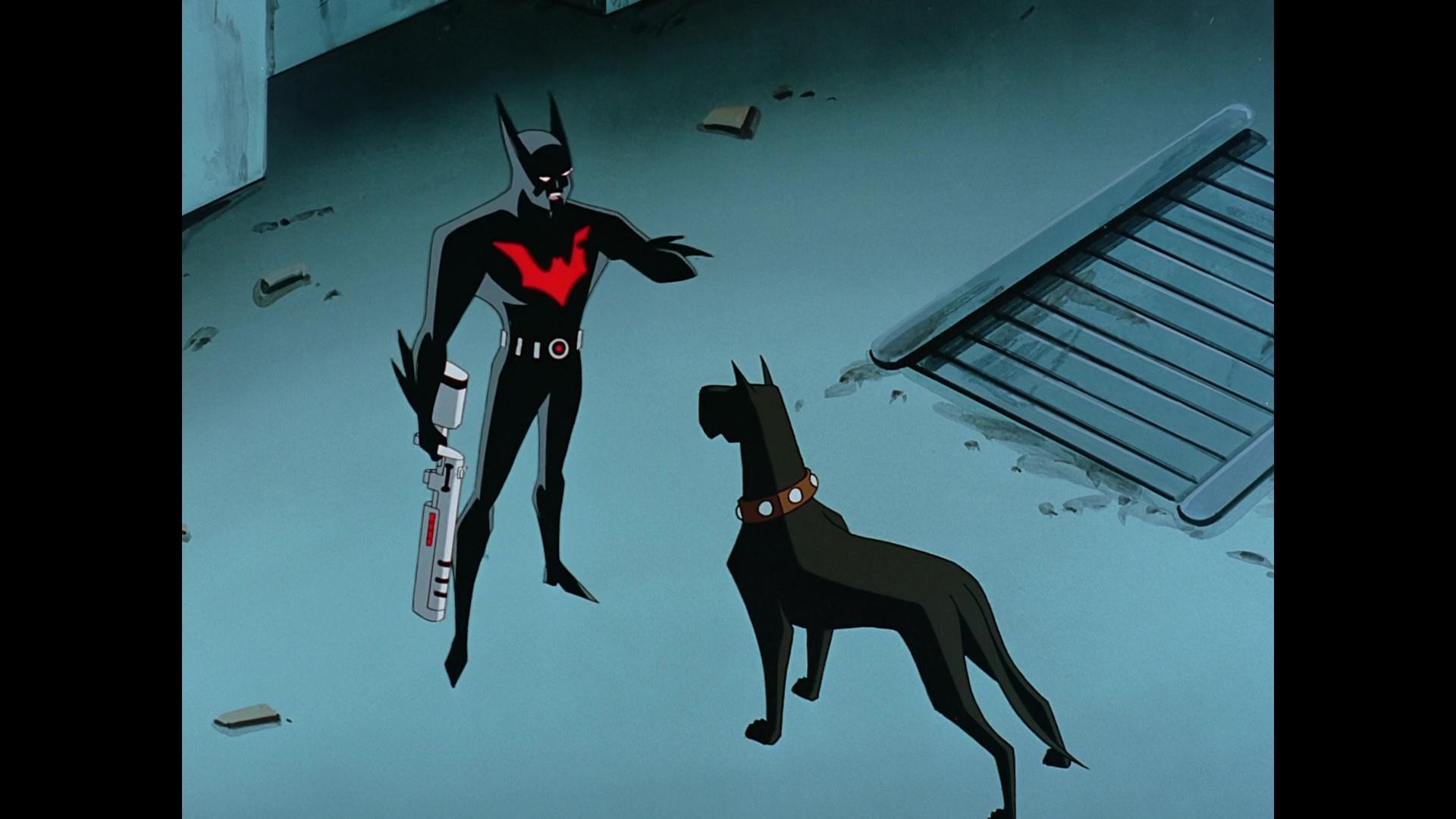 Batman del Futuro (1999) Temporada 2 1080p WEB-DL Latino