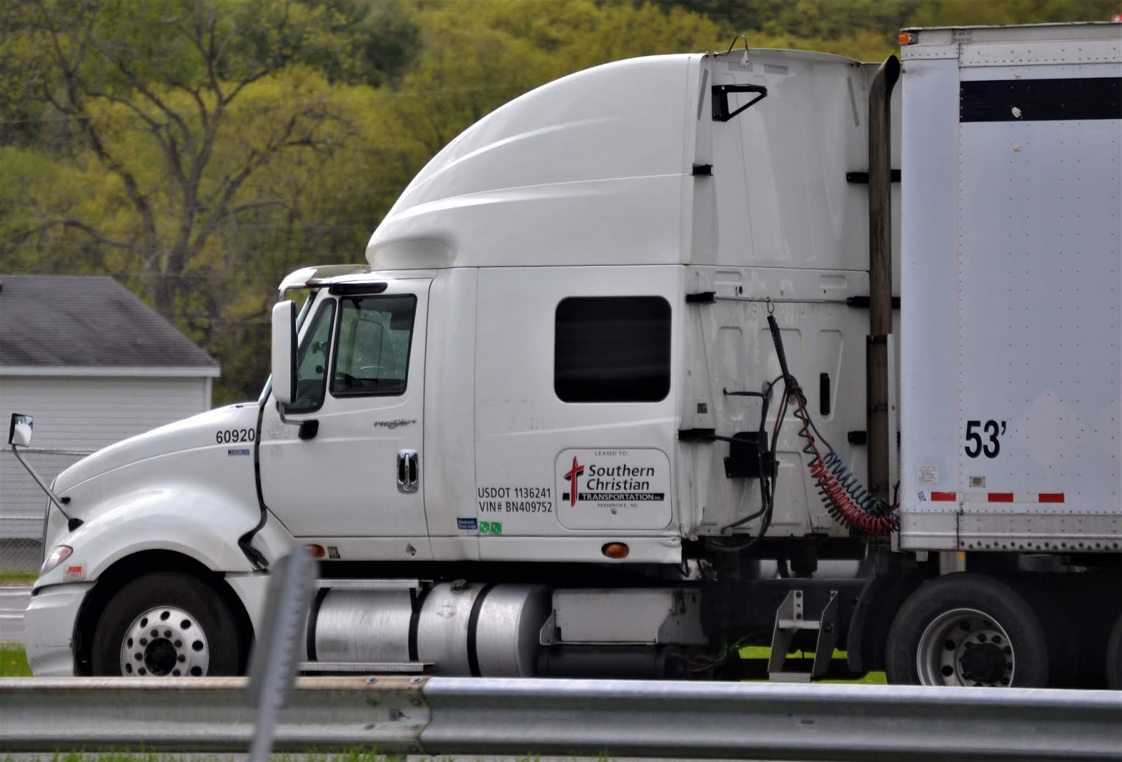 Trucks On American Interstates: Southern Refrigerated Transport