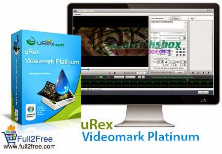 uRex Videomark Platinum + Crack + Serial