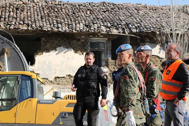 21 dead and 45 rescued after Earthquake hit Albania, rescue teams operating 24/24, Xhaçka said
