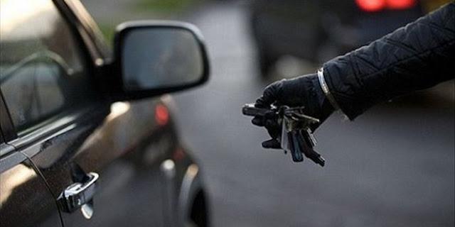 Προσοχή: Έτσι μπορούν να σας κλέψουν το αυτοκίνητο από το πάρκινγκ του σούπερ μάρκετ