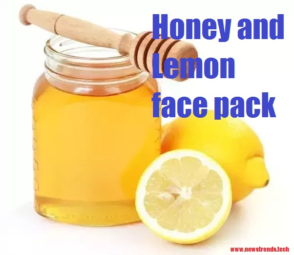 Honey and Lemon face pack - NewsTrends