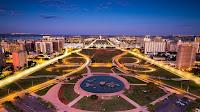 Eixo Monumental - Área central de Brasília