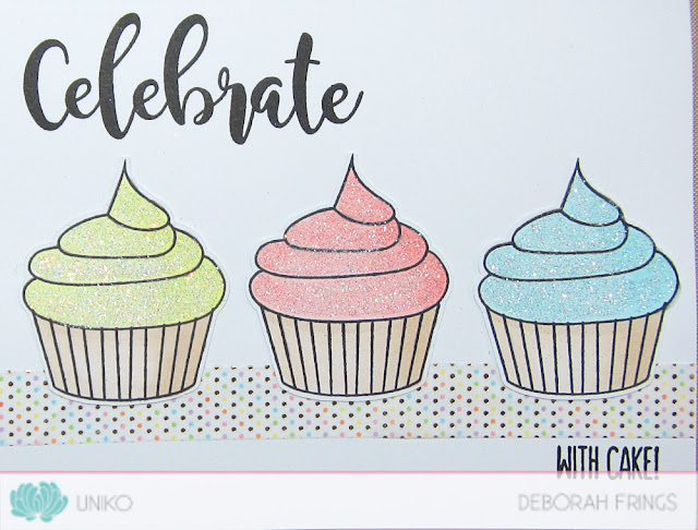 Celebrate with Cake - photo by Deborah Frings - Deborah's Gems