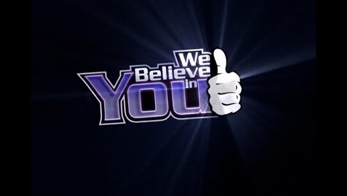 «Κλείδωσε» η παρουσίαση του «We Believe In You»
