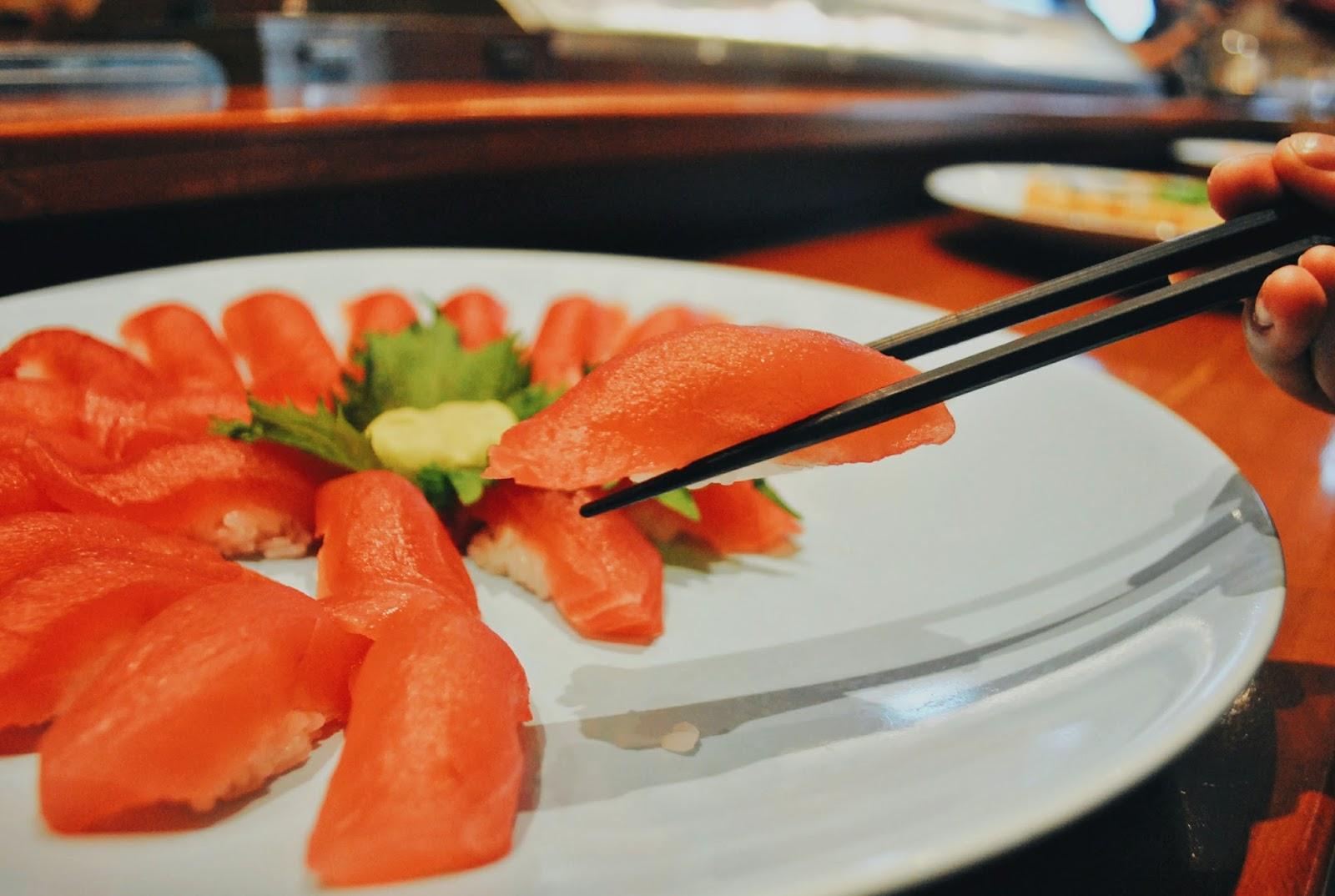 Sushi Masa - Penjaringan : Tak Terlupa Sepanjang MASA - Maguro
