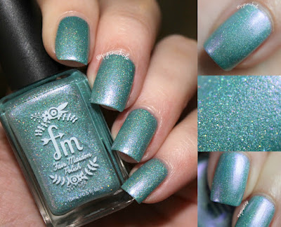 Fair Maiden Polish Seaflower | Pony Parade Collection