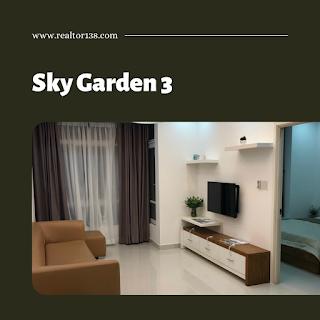 bán căn hộ 2pn sky garden 3 phú mỹ hưng