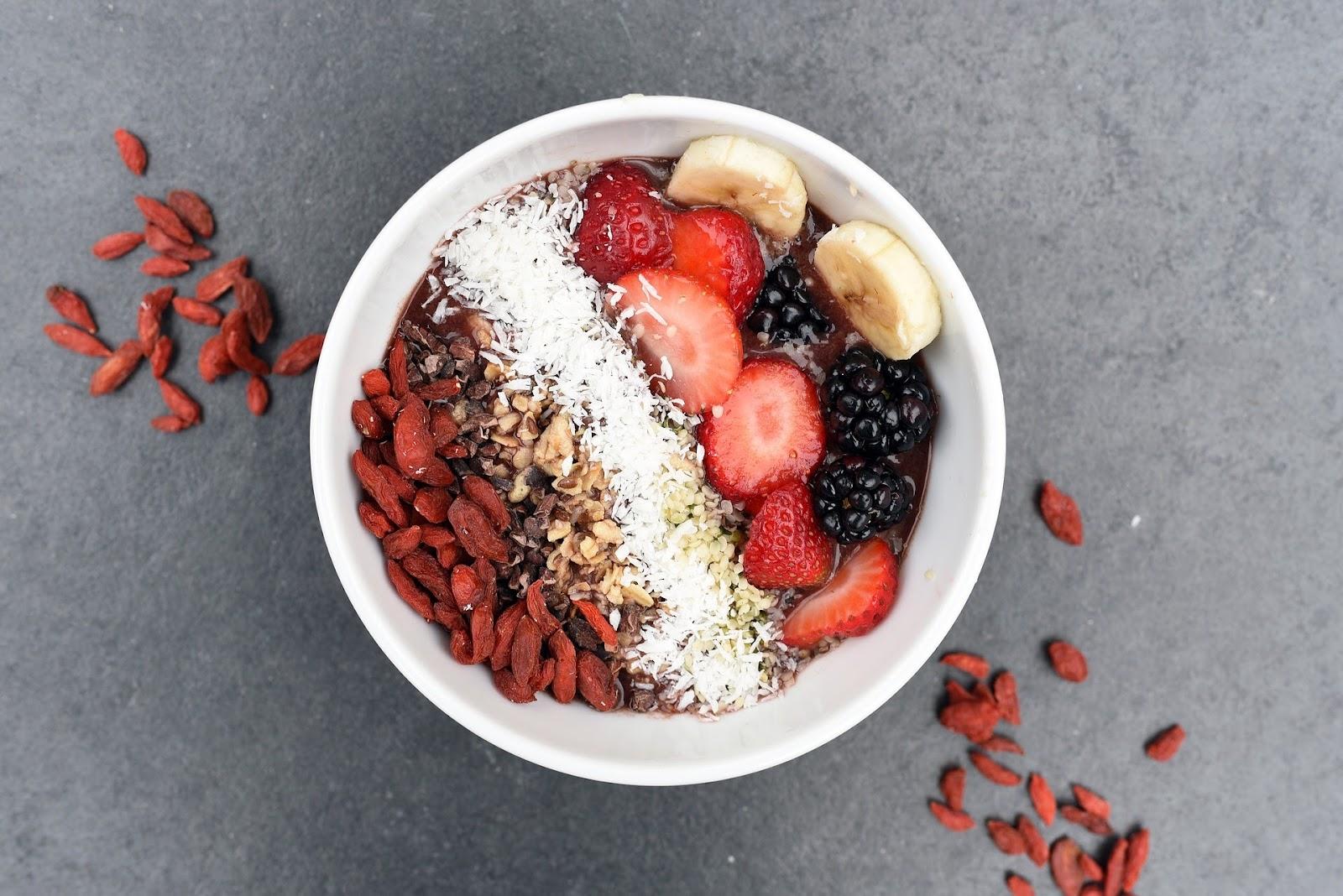 As Várias Fases de uma Dieta Saudável