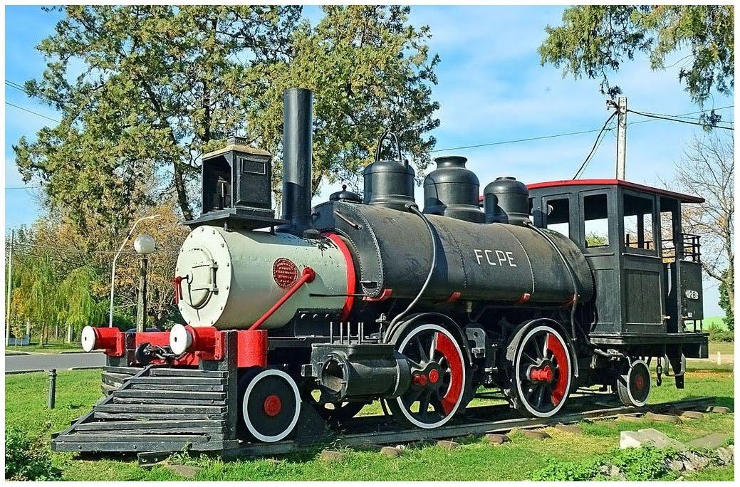 Resultado de imagen para ferrocarril entrerriano