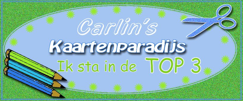 3 april 2020 in top 3 bij Carlinskaartenparadijs