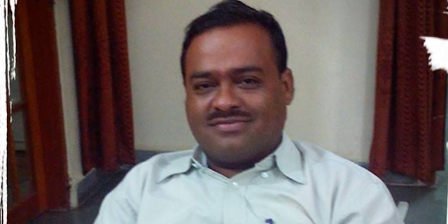 EPFO के प्रवर्तन अधिकारी श्याम अखंड रिश्वत लेते गिरफ्तार   UJJAIN-MANDSAUR MP NEWS