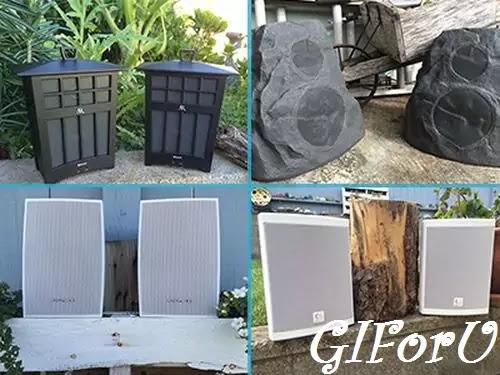 wireless outdoor speakers, bluetooth outdoor speakers