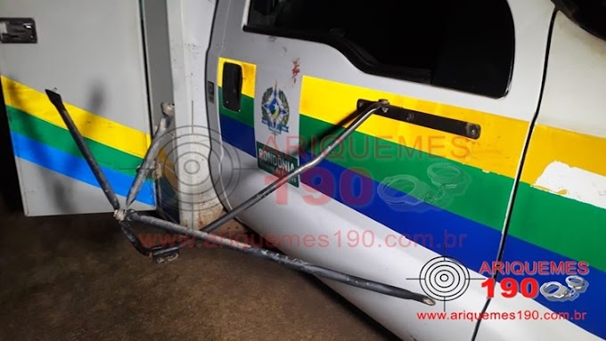 ARIQUEMES: Cabeça é arrancada após vítima ser atropelada por ambulância na BR-421