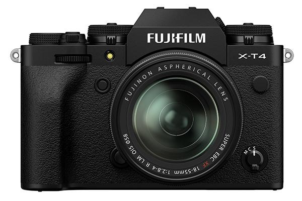 FUJIFILM Mirrorless Digital Camera X-T20 Kit1 - Black + Fujinon XF 23mm f/2 R WR Lens (PWP)