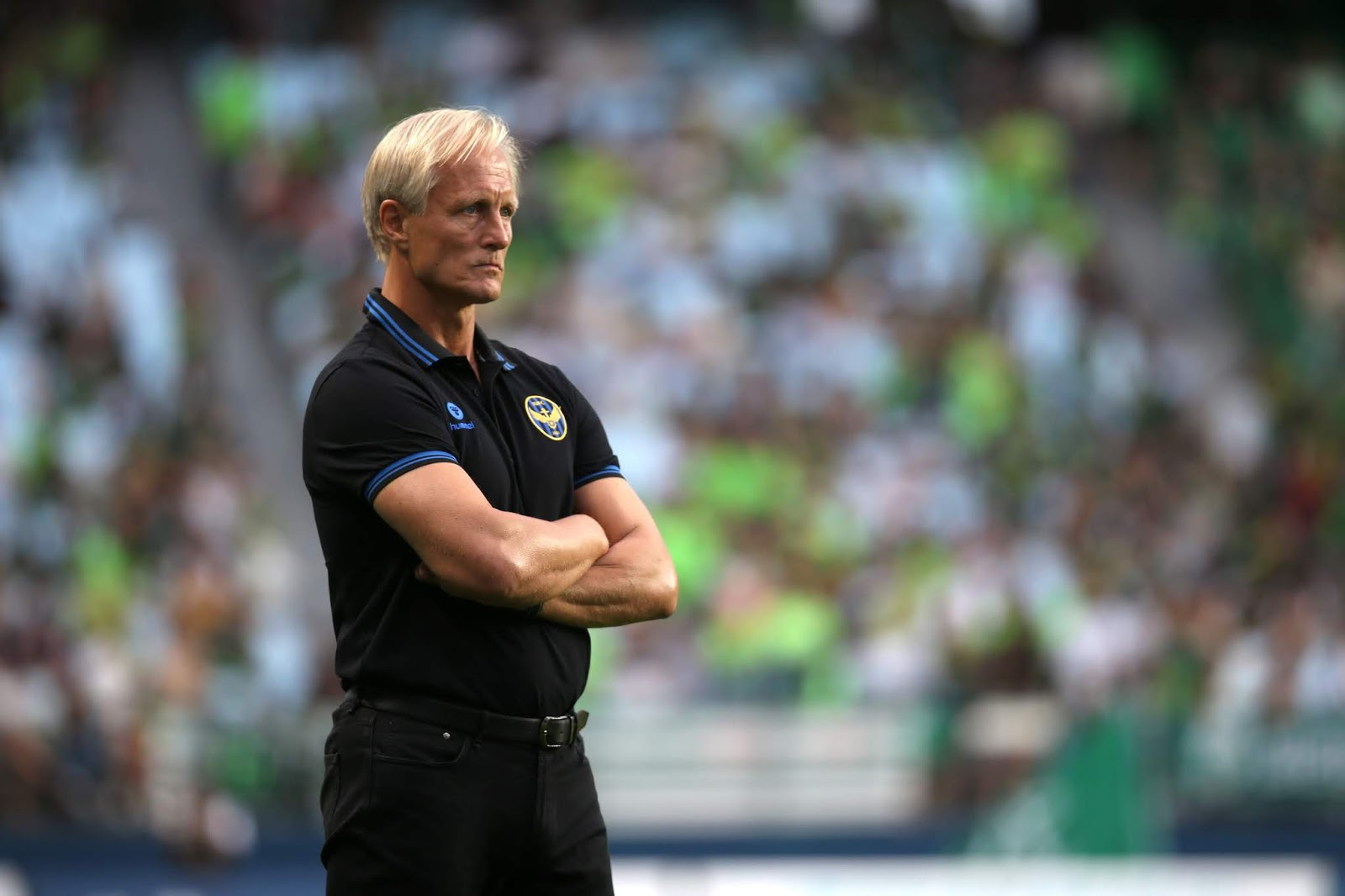 Incheon United Manager Jørn Andersen