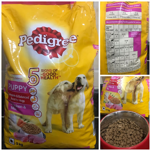 Pedigree puppy Dog Food