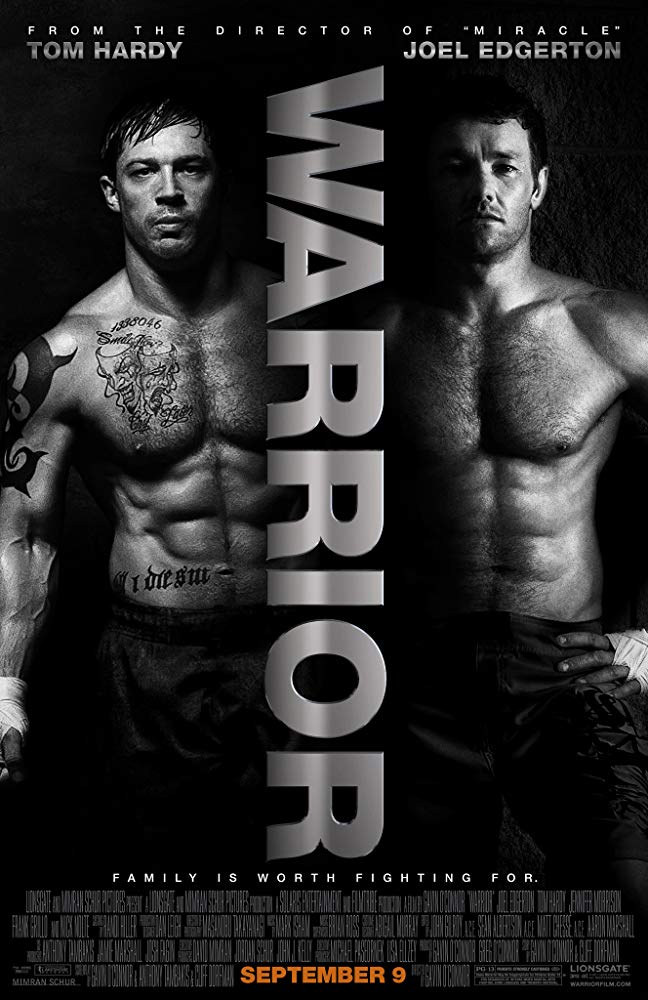 Warrior 2011 English Movie Bluray 720p