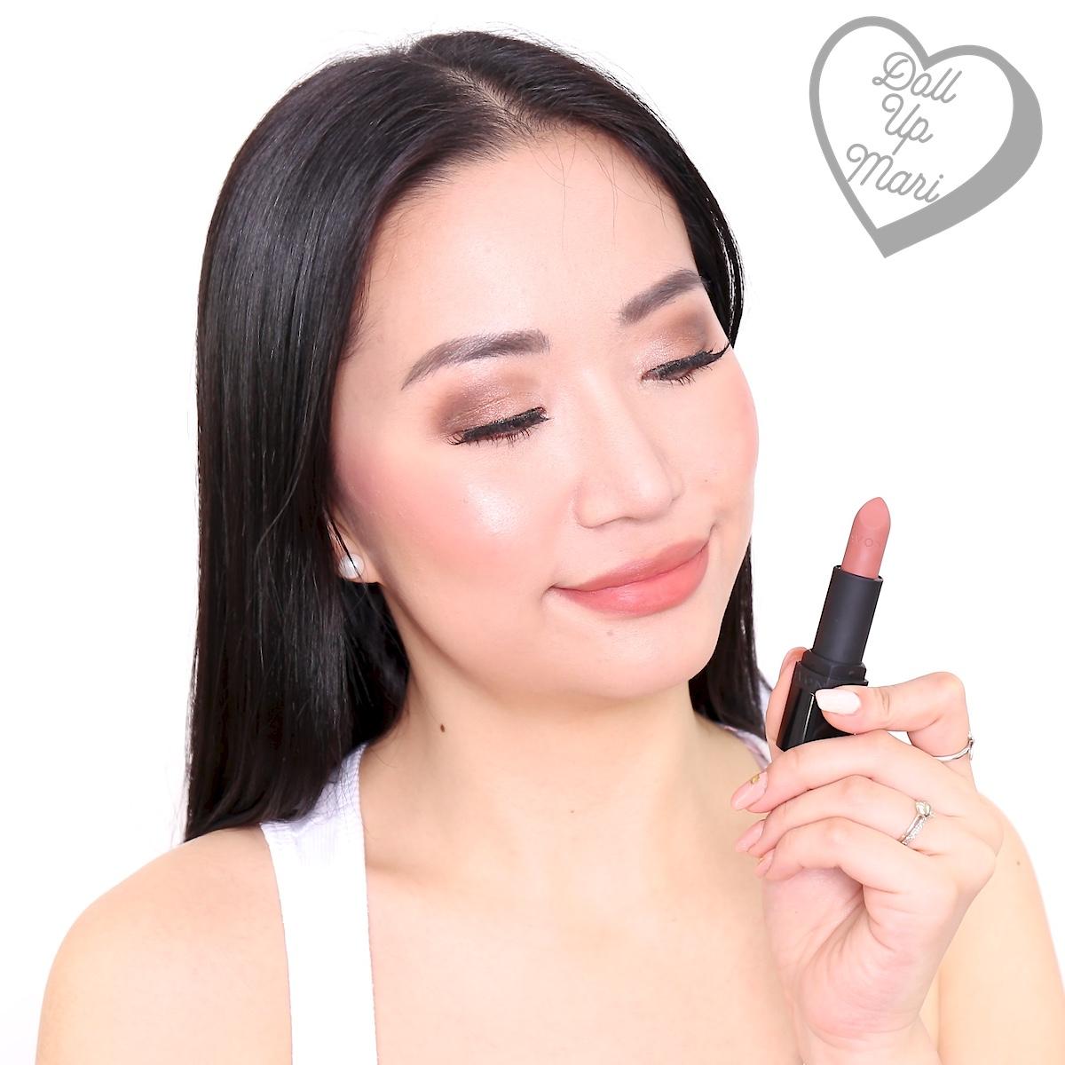 AVON Perfectly Matte Nudes Lipstick (P510-Lush Cocoa