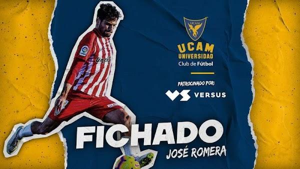 Oficial: UCAM Murcia, firma José Romera