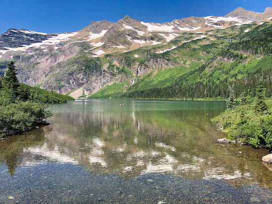 Gunsight Lake
