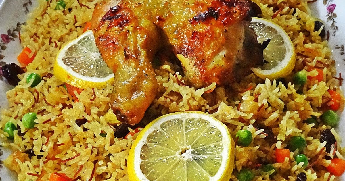 resepi acar timun nasi briyani quotes Resepi Nasi Minyak Ayam Masak Merah Acar Timun Enak dan Mudah