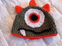 One-Eyed Monster Beanie