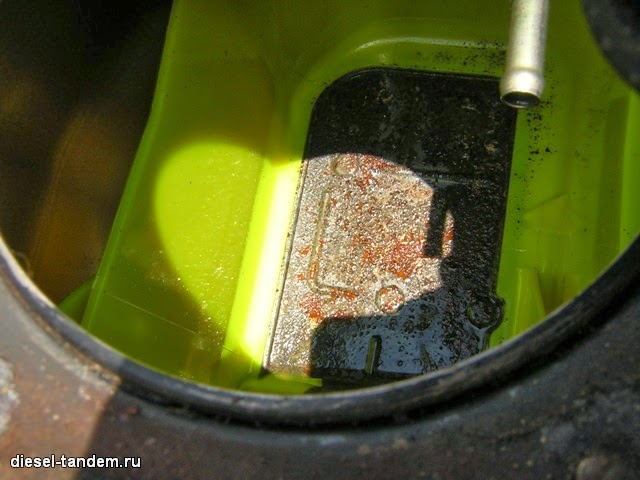Mitsubishi Pajero необходимость замены топливного бака