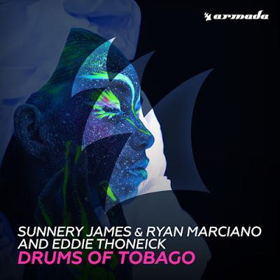 Sunnery James, Ryan Marciano y Eddie Thoneick estrenan 'Drums Of Tobago'