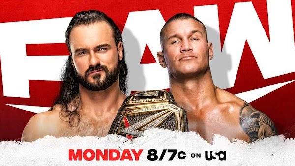 Repetición Wwe Raw 11 de Enero de 2021 Full Show