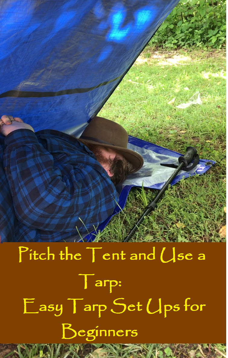 I donu0027t like tents. The only advantage I can see they provide is bug proofing and there are other ways around that.  sc 1 st  BackPack BushCraft & BackPack BushCraft: Pitch the Tent and Use a Tarp: Easy Tarp Set ...