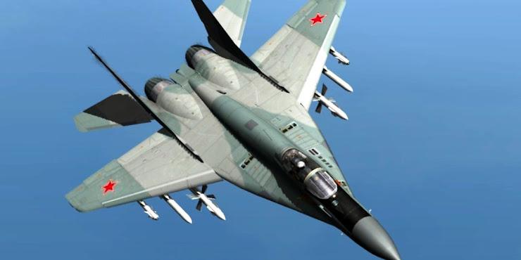 Angkatan Udara A.S. Memperbarui Pusat Komando di Timur Tengah