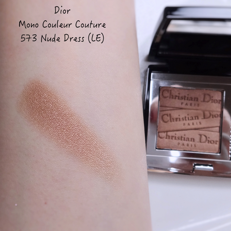 Dior LE Mono Couleur Couture 573 Nude Dress swatch