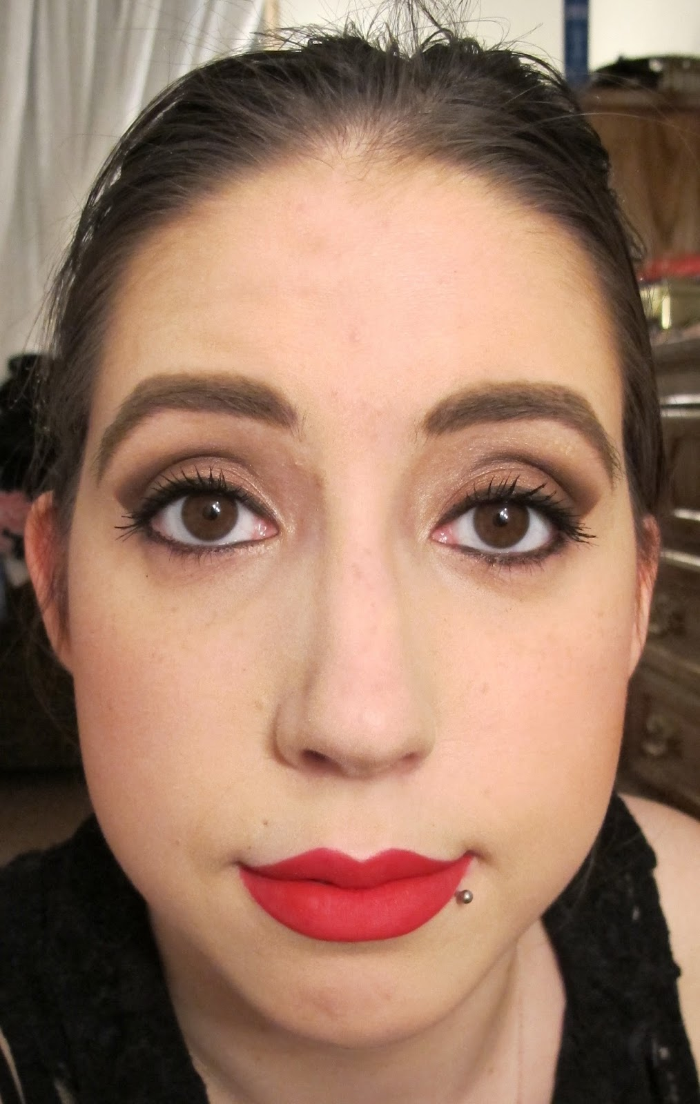 Mac Look In A Box 2016 Summer Collection: Steph Stud Makeup: Fall Makeup Look Using MAC