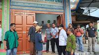 HRD, Anggota Komisi V DPR RI Kunjungi Bank Syariah Gampong Riseh Tunong
