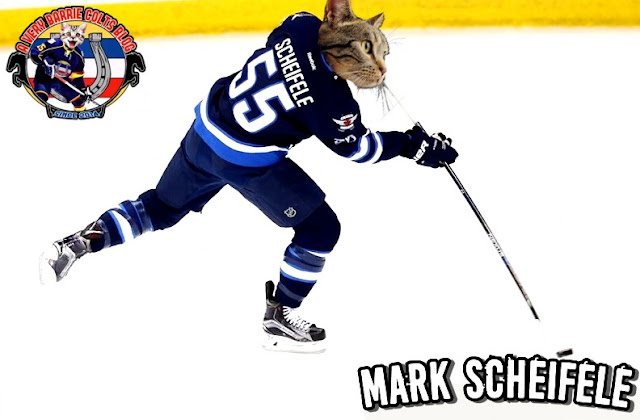Image result for very barrie colts mark scheifele