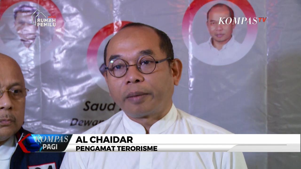 Heran dengan Pemerintah Indonesia, Pengamat Terorisme: Harusnya dari Awal OPM Ini Dianggap Sebagai Teroris!