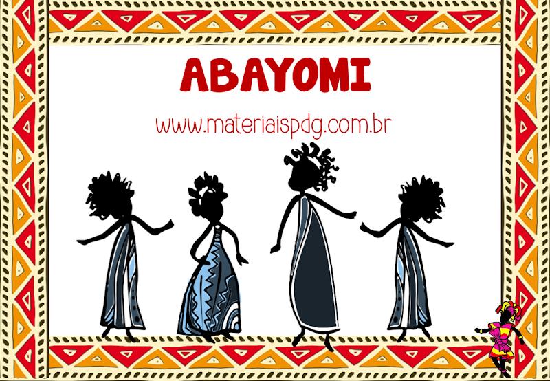 ABAYOMI - MATERIAL EM PDF