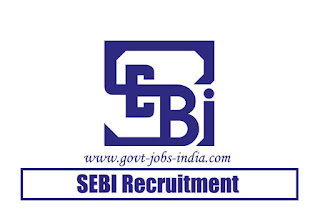 SEBI Internship Recruitment 2020