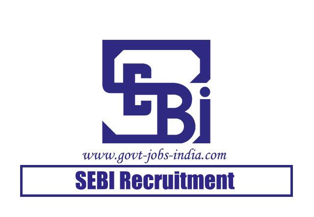 SEBI Internship Recruitment 2020 – Internship Vacancy – Last Date 10 June 2020