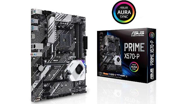 ASUS Prime X570-P ATX Motherboard