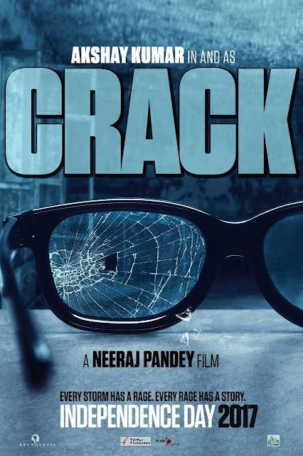 crack movie poster 1st look