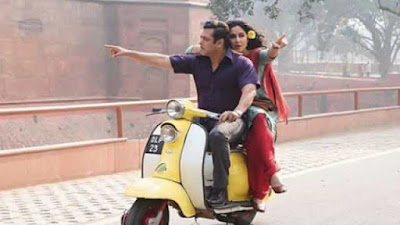 Salman Khan BIKE RIDE With Katrina Kaif On Her Birthday