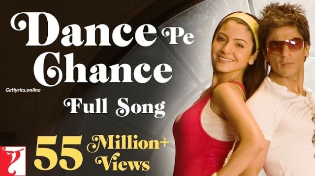 Dance Pe Chance Lyrics