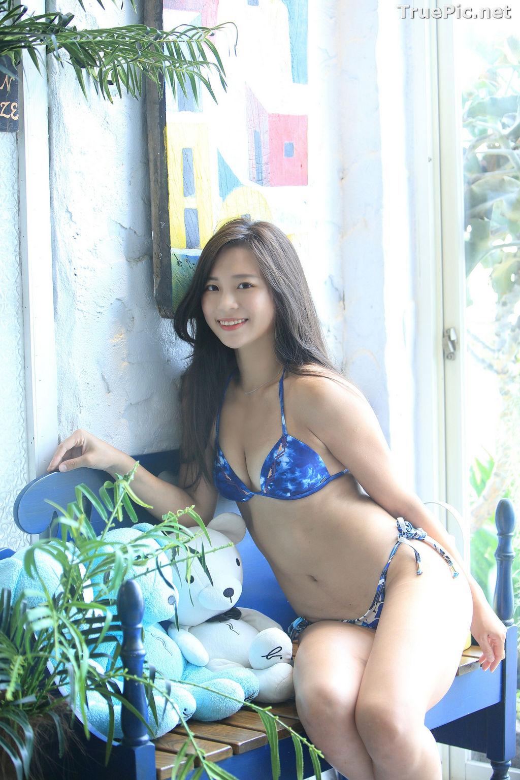 Image Taiwanese Model - Shelly - Beautiful Bodybuilding Bikini Girl - TruePic.net - Picture-7