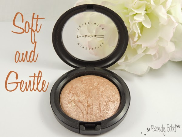 revue avis test mac mineralize skin finish soft and gentle