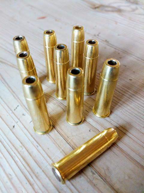 Ersatzhülsen für Legends Cowboy Rifle 4,5 mm Stahl BB