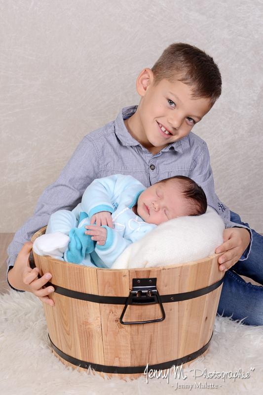 photographe bébé famille maternité belleville sur vie, saligny, st denis la chevasse