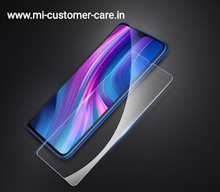 What is the price review of MI protective glass for Redmi Note 8?